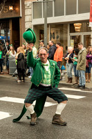 Roanoke St Patrick's Day Parade
